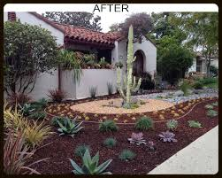Desert Landscape Ideas flores landscaping los angeles ca united states after