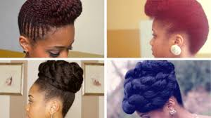 prom hairstyles for natural hair hairstyle picture magz