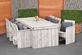 Rustic Patio Furniture by Outdoor Garden Furniture Set For Outdoor Activity Stylishoms