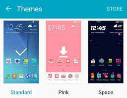 android theme how to change android theme