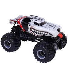 wheels monster truck jam 1 24 wheels monster mutt dalmatian truck monster jam monster