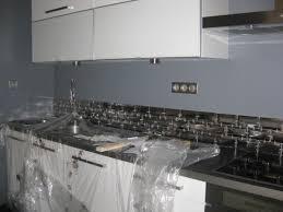carrelage pour cr ence de cuisine perfekt credence faience en carrelage pour cuisine mural et faence