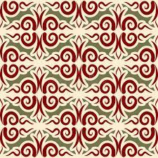 kazakh pattern traditional national background of kazakhstan t