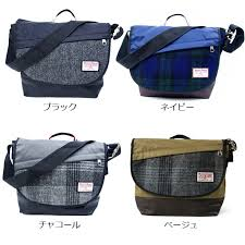 Georgia Travel Bags For Men images Monolog messenger bag mens harris tweed haistweed 17372000 jpg