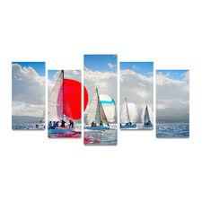 online get cheap sailboat wall art aliexpress com alibaba group