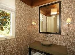 bathroom wall idea colorful mosaic tile wallpaper and borders flower border design