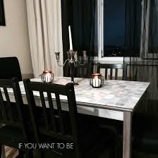 ikea dining room furniture 10 adorable diy ikea hacks for a dining room or zone shelterness