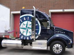 how much is a kenworth truck paccar u0026 the mariners team up to support children u0027s literacy