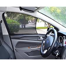 Rear Window Blinds For Cars Amazon Com Bayan Car Front Side Window Sunshades Driver Side