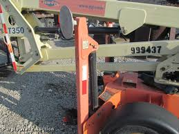 2007 jlg t350 towable boom lift item k3947 sold may 23