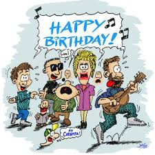 happy birthday singing happy birthday singing by syshack on deviantart
