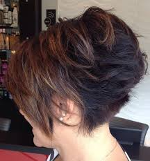 how to stlye a stacked bob with wavy hair 40 short bob hairstyles layered stacked wavy and angled bob