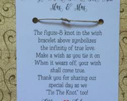 The Knot Favors by Tie The Knot Wedding Favors True Knot Make A Wish