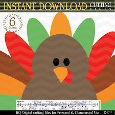 turkey svg turkey clipart thanksgiv design bundles