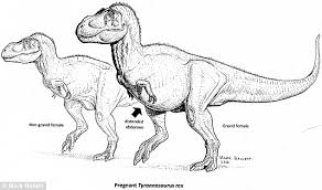 could we soon clone a t rex fossils of a pregnant 68 million year