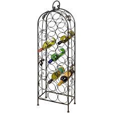 wine rack black wire wine rack black wire wine glass rack bakers