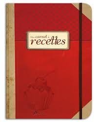 couverture de livre vierge amazon fr mon carnet de recettes collectif livres