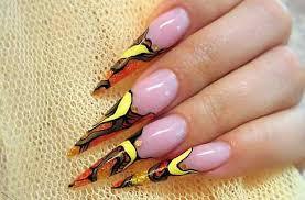 acrylic nail designs nails ideas shapes tips u0026 arts 2017