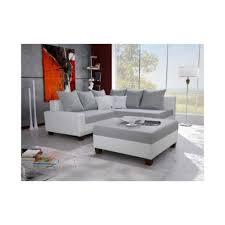 canapé avec pouf canapé d angle avec pouf couleur l944 hxlxl 86x198x208 cm