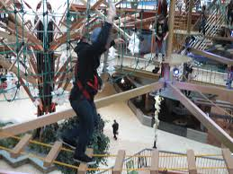 Destiny Usa Mall Map by Ropes Course At Destiny Usa Carousel Mall Syracuse Flickr