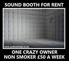 Rent Meme - sound booth for rent meme audio animals
