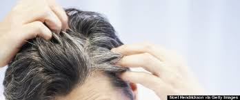 the most common gray hair myths debunked huffpost