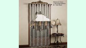 Living Room Curtains With Valance by Marburn Curtains Valances Will Add Value To Your Living Room Youtube