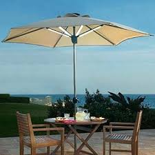 Patio Umbrellas With Led Lights Tags1 Adorable Patio Umbrella With Led Lights Outdoor Collection