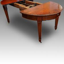 edwardian 10 seat dining table now sold hingstons antiques dealers