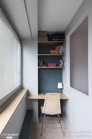 se branler au bureau un coin bureau en longueur gain de place à souhait maison de rêve