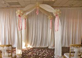 Curtain Designs For Arches Knoxville Wedding Decor Fabric Draping Wedding Themes Above