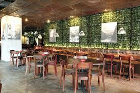 restaurant decorations elements rustic circles wall decor decorations industrial