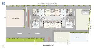 floor plans rupa solitaire business center project in navi mumbai