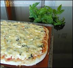 cuisine brousse pizza à la brousse et au basilic un vrai délice 1 2 3 4