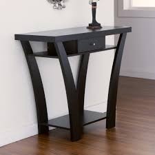 black console table with storage impressive black console table decoration ideas with laminate solid