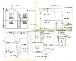 plan maison 4 chambres 騁age plan maison 1 騁age 3 chambres 58 images plan maison plain pied