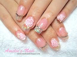 wedding nail designs 2015