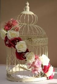 birdcages for wedding rob s real wedding vintage inspired decor wedding