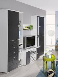 Wohnzimmerverbau Modern Wohnwand Grau Weis Alle Ideen Für Ihr Haus Design Und Möbel