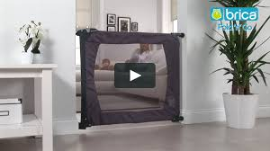 Munchkin Gate Brica Fold N Go Portable Gate On Vimeo