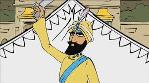 the formation of the khalsa truetube