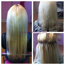 in hair extensions reviews micro ring loop hair extensions review