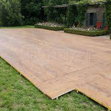 pedana legno pavimento pedana legno per cerimonie matrimoni ed eventi e fiere
