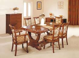 Discount Dining Room Tables Dining Room Elegant Dining Room Chairs With Floral Cushion Design