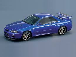 stuff to get one day nissan skyline gt r r34 the bucket