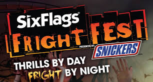 What Is The Cost Of Six Flags Tickets Ufcw Local 1546 Fright Fest Tickets Are Back Ufcw Local 1546
