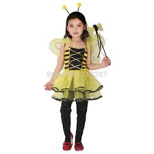 Halloween Princess Costumes Toddlers Aliexpress Buy Cute Ladybug Fairy Halloween Costumes