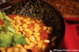 pousse pousse cuisine pousse pousse cuisine dal de lentilles au tomates et lait de coco