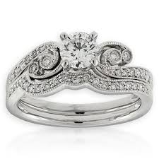 Vintage Style Wedding Rings by Vintage Inspired Engagement Rings Ben Bridge Jeweler