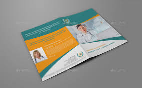 2 fold brochure template hospital bi fold brochure template vol 2 by owpictures graphicriver